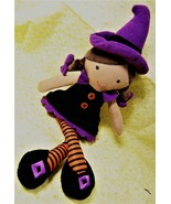 Hispanic 2013 Witch Doll      Ships from Hudson, MI - $7.00