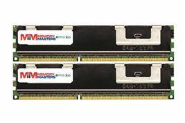 Memory Masters 8GB (2x4GB) DDR3-1066MHZ PC3-8500 Ecc Rdimm 4Rx8 1.5V Registered M - $59.24