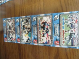 "Coca-Cola Collector Cards ""Tennessee Titans"" Season 1999/2000 (1 Set of 4 ) - $4.21"