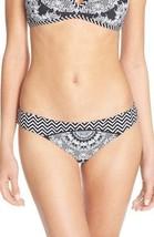 Red Carter Women's Medallion Reversible Hipster Bikini Bottom $65 NWT - €26,22 EUR