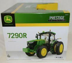 John Deere TBE45475 Prestige Collection Die Cast 7290R Tractor image 3