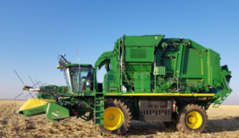 2017 JOHN DEERE CS690 For Sale image 2