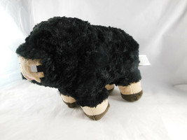 "Spin Master Minecraft Black Lamb Sheep Stuffed Plush Jinx Mojang 8"" X 10"" - $9.94"