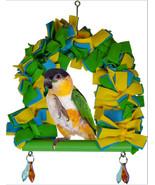 "Jungle ""Preen & Swing"" Bird Toy - £15.25 GBP+"
