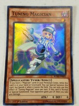 Yu-gi-oh! Trading Card - Tuning Magician - BOSH-EN001 - Super Rare - 1st Ed. - $1.50