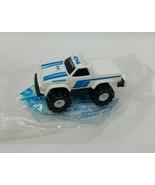 Vtg Schaper 1986 Mini Stomper Blue & White Dodge Rampage 4x4 McDonald's  - $14.84