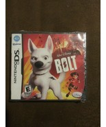 Walt Disney BOLT (Nintendo DS, 2008) Rated E Cartoon Violence NIP 30 Mis... - $14.99