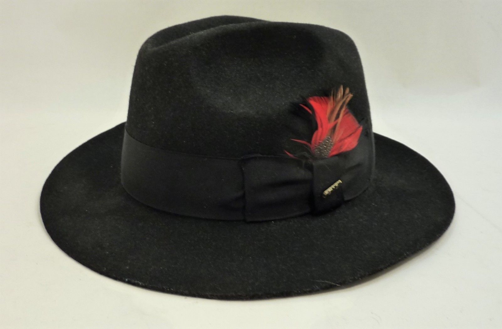 1d2717af Scala Mans Size 7.5 Fedora Black Classico and 46 similar items