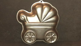 Wilton Cake Pan: Baby Carriage Stroller 2105-3319 - $12.00