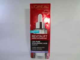 L'Oreal Paris Skincare Revitalift Derm Intensives 1.5% Pure Hyaluronic A... - $23.33