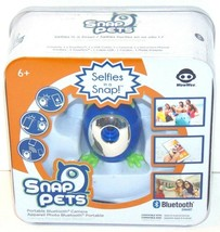 New WowWee Snap Petz Cat Novelty Shoot Send Share, Blue/Green Brand New Sealed! - $0.99