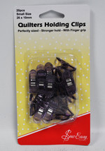 Sew Easy Small Quilt Clips Lilac - £20.49 GBP