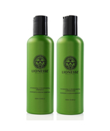 Lionesse Moisturizing Shampoo and Conditioner 2 in 1 Set, 200 Ml / 6.8 F... - $15.95