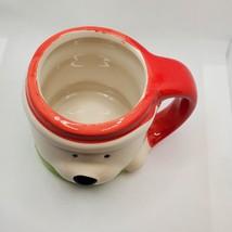 Holiday Mug Christmas Polar Bear, Ceramic Dolomite, 15oz, Royal Norfolk image 5