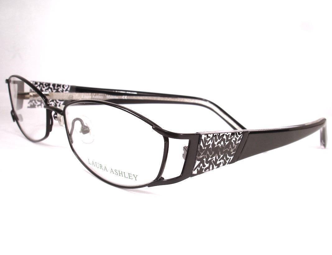 b0c74087747 Laura Ashley Eyeglasses Maddie Caviar Black and 43 similar items. S l1600
