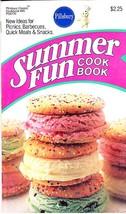 Pillsbury, Classic Cookbook #65, Summer Fun, Quick Meals & Snacks, Recip... - $2.25