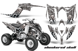 ATV Graphics Kit Decal Sticker Wrap For Yamaha Raptor 700R 2013-2018 CHE... - $168.25