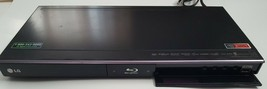 LG BD550 Blu-Ray Player. DVD and CD Only Works. No Remote included. - $19.99