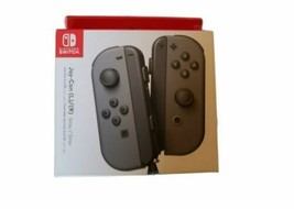 Joy-Con (L/R) Wireless Controllers for Nintendo Switch - Gray - $66.23