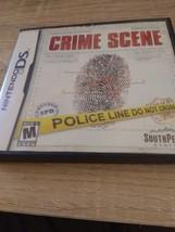 Nintendo DS Crime Scene image 1