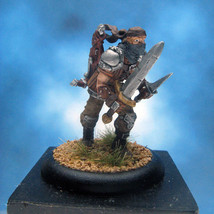 Painted Privateer Press Miniature Warmachine Croe's Cutthroat - $44.70