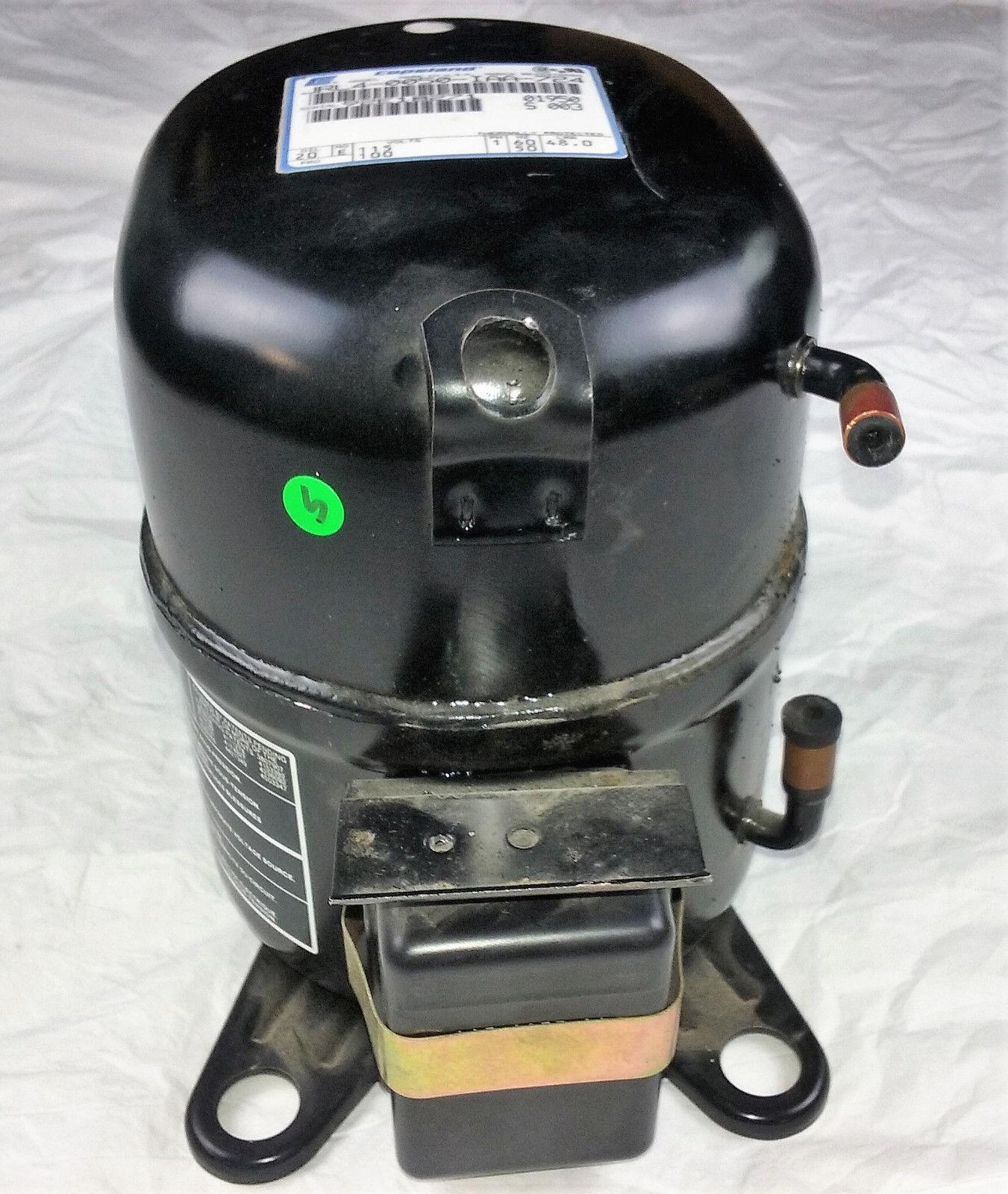 Compressor Refrigeration Copeland JRL4-0050-IAA-724 Volts 115-110