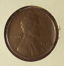 1919-D Lincoln Wheat Penny VF #01116 - $3.39
