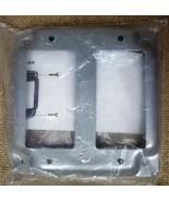 4in Square GFCI Cover Steel - $5.80