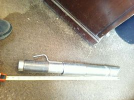 24 inch Exhaust Pipe custom. 2inch image 4