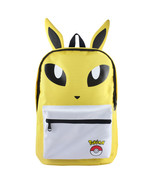 Pokemon Game Theme Backpack Schoolbag Daypack Bookbag Jolteon - $32.99