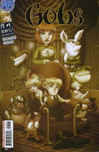 Gobs #1 VG; Antarctic | low grade comic - save on shipping - details inside - $1.75