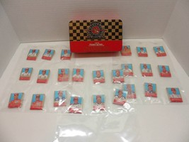 NASCAR Matches Winston Cup Series 25th Anniversary Unopened In Tin Box Plus Lot - $24.73