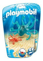 PLAYMOBIL Octopus with Baby Building Set - $18.88