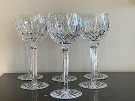 "Waterford Lismore Balloon Wine Glass 7 3/8"" High - $249.00"