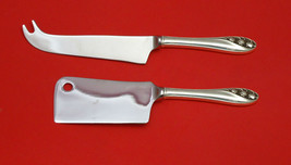 Lily of the Valley by Gorham Sterling Silver Cheese Serving Set 2pc HHWS  Custom - $110.30