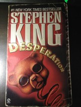 Desperation Stephen King paperback 1997 - $1.95