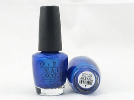 Opi Nail Polish Lacquer Do You Sea What I Sea? F84 - $8.20