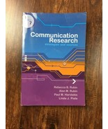 Communication Research : Strategies and Sources by Paul Haridakis, Alan... - $16.15