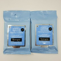2X Neutrogena Make-Up Remover Cleansing Towelettes Ultra Soft Cloths - 7 Ct  ea - $8.99