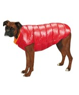 Red Puffy Pet Vest - $68.98
