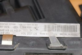 02-05 BMW E65 E66 745 750i 760i Xenon HID AFS Adaptive Headlight Pssngr Right RH image 5