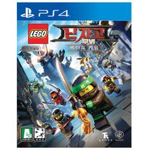 PS4 LEGO Ninjago Movie Video Game Korean subtitles - $30.33