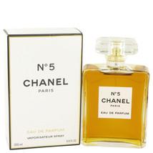 Chanel No.5 Perfume 6.8 Oz Eau De Parfum Spray  image 6