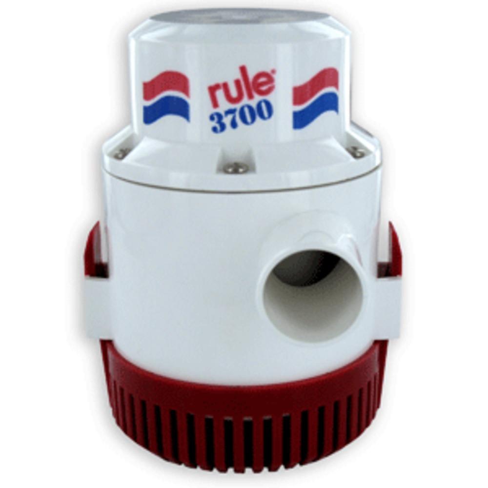 Rule 3700 G.P.H. Bilge Pump Non Automatic 12V