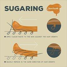"Sugaring Paste""Luxury HOME"" – HARD for brazilian bikini - Organic Hair Removal - image 2"