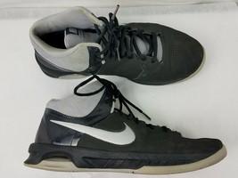 NIKE Air Black Board Shoes Size 9.5 Men's Skate Boarding - $19.79