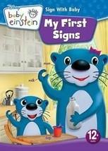 DVD - Baby Einstein: My First Signs DVD  - $79.92