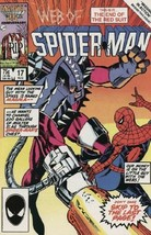 The Web of Spider-Man #17 VG/F 1986 Marvel Comic Book - $0.97