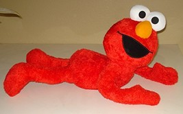 Elmo Large Plush Lying Down - 22 Inches Long - $17.99