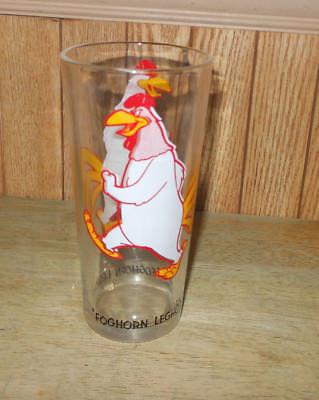 Foghorn Leghorn Pepsi Glass Collector Series 1973 Warner Bros, Looney Tunes